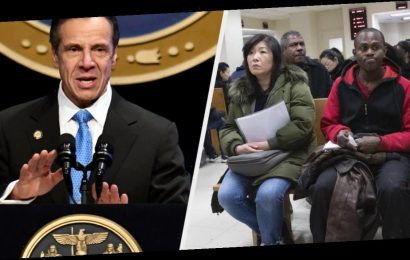 """New York's Governor Says A Leaked DHS Memo On Immigrant Driving Records Is A """"Smoking Gun"""""""