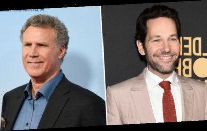 Paul Rudd, Will Ferrell to Star in 'Shrink Next Door' Series Adaptation for MRC Television