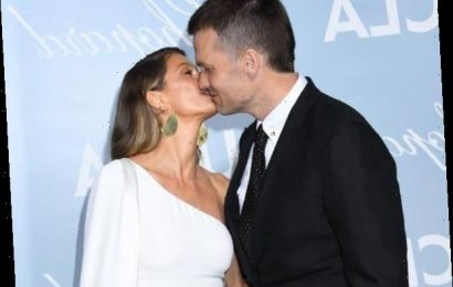 Gisele Bündchen & Tom Brady Celebrate Anniversary With Sweet Memories