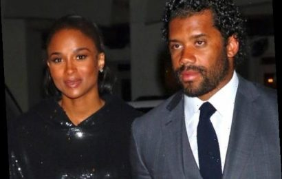 Ciara Brings the Glitz & Glamour During Date Night With Russell Wilson
