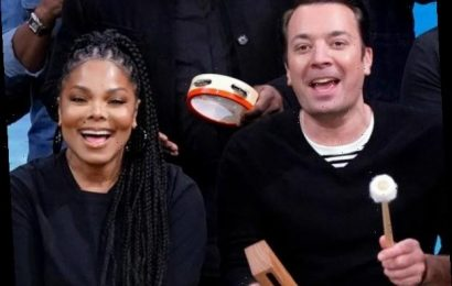 Watch Janet Jackson Remix Runaway With Classroom Instruments