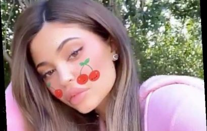 All the Photos From Kylie Jenner's Extravagant Valentine's Day Brunch