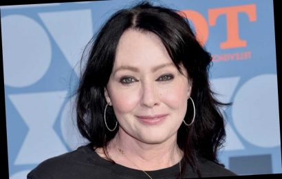 Shannen Doherty shares touching message after revealing stage 4 cancer diagnosis