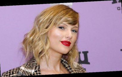 Taylor Swift Makes Surprise Appearance at 'Craziest Awards Show Ever,' the NMEs