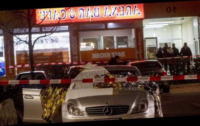 At Least 8 People Were Killed In Shootings At Two Hookah Bars In Germany
