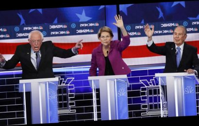 26 Of The Best Tweets About The Drama At The Democratic Debate