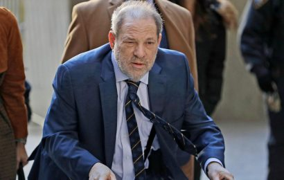 Harvey Weinstein hospitalized following rape conviction