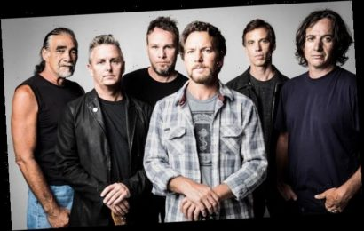 Pearl Jam Drop Cinematic 'Dance Of The Clairvoyants' Video