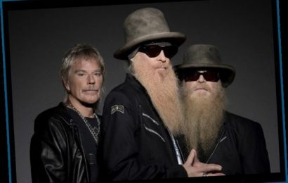 ZZ Top's Billy Gibbons Recalls Opening For Jimi Hendrix