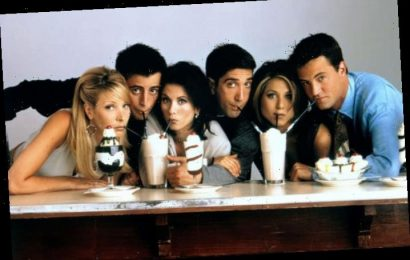 Sales Of Friends On DVD And Digital Spike After The Show Leaves Netflix