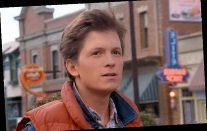 Tom Holland Rules Out Doing 'Back to the Future' Remake
