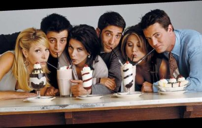 Everything you need to know about the Friends reunion special