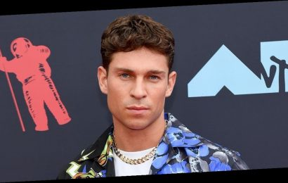 Joey Essex parties at Rita Ora's house after messy London night out