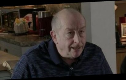 Coronation Street abuser 'Geoff set to kill Yasmeen' as he finally turns violent