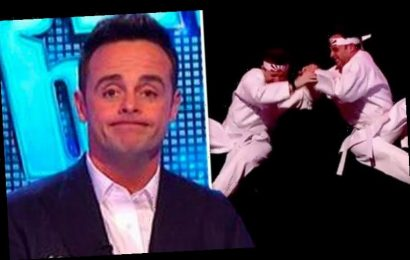 Ant and Dec's Saturday Night Takeaway: ITV apologises over use of offensive symbol