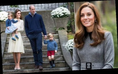 Kate Middleton: Why Duchess of Cambridge broke huge royal tradition with her children