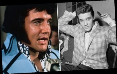 Elvis Presley's cousin reveals the truth of why The King once wore a PROSTITUTE's wig