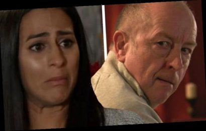 Coronation Street spoilers: Alya Nazir's plan backfires as Yasmeen retreats to Geoff?