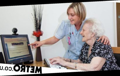 Care home launches digital 'adopt a grandparent' scheme but they need volunteers