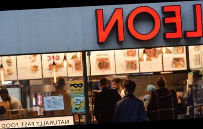 Leon turns restaurants into supermarkets due to coronavirus panic buying leaving shelves bare