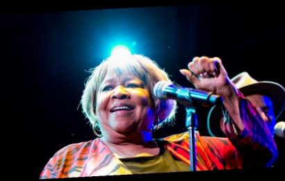 At 80, soul queen Mavis Staples can still take us there