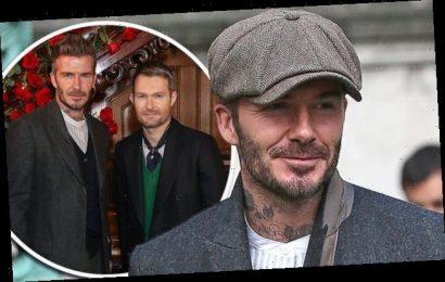 David Beckham 'slammed by shoppers over British Heritage range'