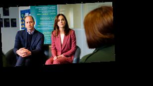 Kate Middleton and Prince William make surprise visit to NHS workers battling coronavirus crisis