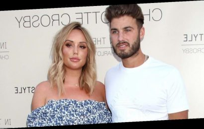 Charlotte Crosby hits out at ex boyfriend Josh Ritchie after he says he still has 'a lot of love' for her