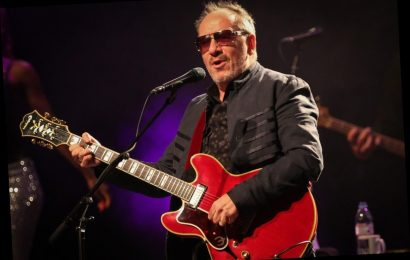 Watch Elvis Costello Perform an Intimate Acoustic Set From Home