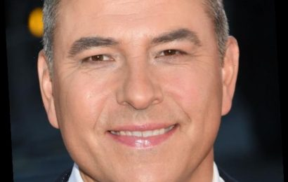 David Walliams transforms into Amanda Holden in incredible snap