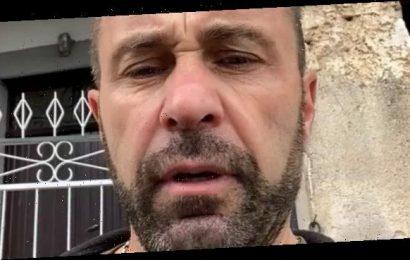 Joe Giudice Calls Coronavirus 'Stupid' While Showing Empty Streets in Italy