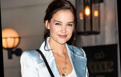 How Katie Holmes Responds When People Tell Her She Can't Accomplish Something