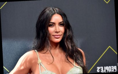 Kim Kardashian's Favorite Booty Exercises for Home Workouts