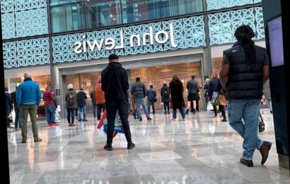 John Lewis cuts staff bonuses to lowest level in almost 70 years – The Sun