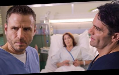 Holby City and Casualty confirm ANOTHER cast crossover as Jac clashes with David amid staff shortage – The Sun