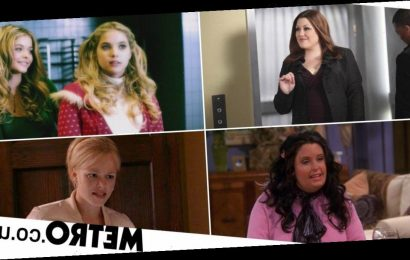 I want curvy women on TV to have storylines that aren't about their weight