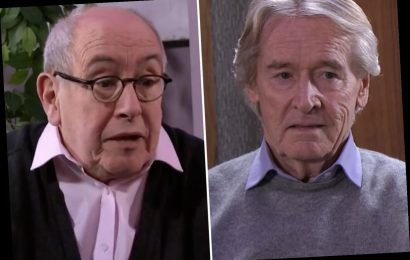 Coronation Street facing Ofcom complaint after Ken Barlow swears at Norris – but fans love it – The Sun
