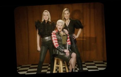 Dixie Chicks Burn It All Down With 'Gaslighter' Video
