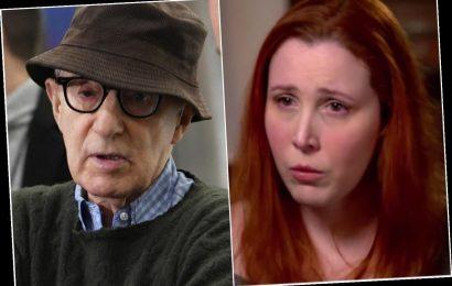Dylan Farrow 'grateful' after Woody Allen memoir axed by publisher