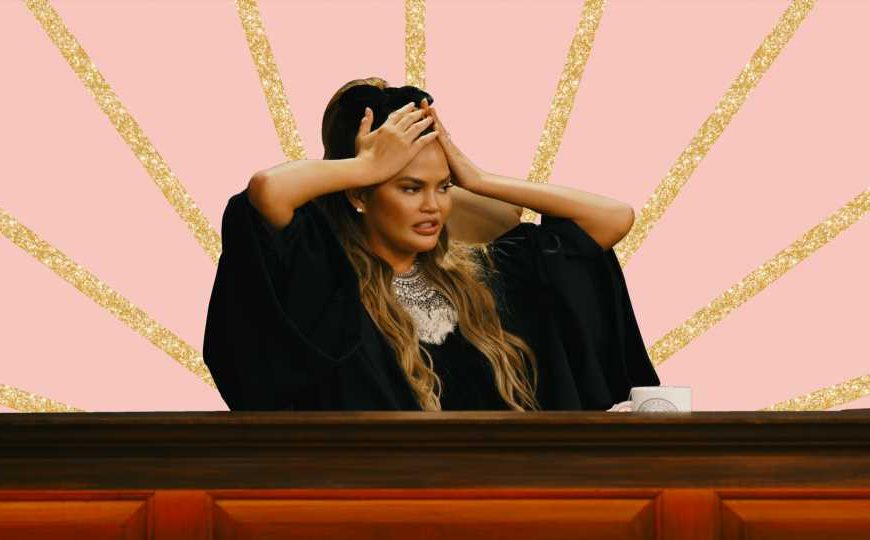 'Chrissy's Court' Is Almost Here!