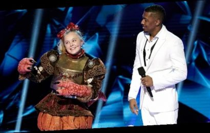 JoJo Siwa Reveals Why 'The Masked Singer' Was 'One Of The Hardest Things' She's Ever Done