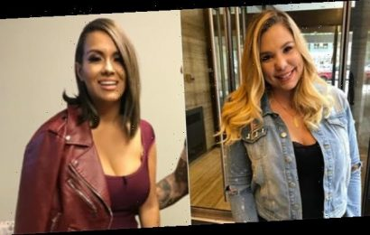 Kailyn Lowry-Briana DeJesus Feud EXPLODES: Remember Your Sex Tape with Shock? Go Get Beat Up By Chris Again!