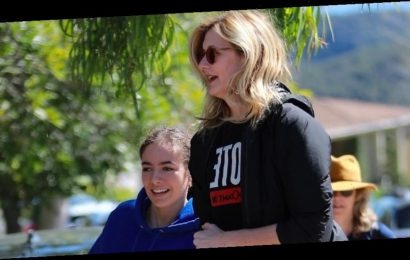 Laura Dern Dances With Daughter Jaya Harper In New TikToks During Quarantine