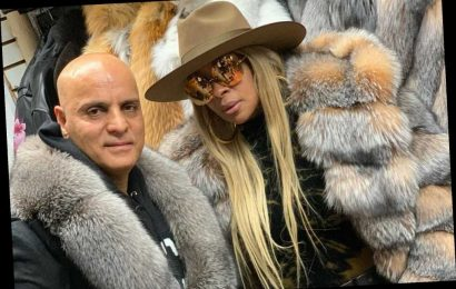 Meet the celebrity furrier who creates coats for Cardi B, Mary J. Blige and Diddy