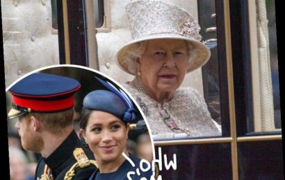 Queen Elizabeth II Makes Subtle Nod To Meghan Markle Ahead Of Official Royal Exit