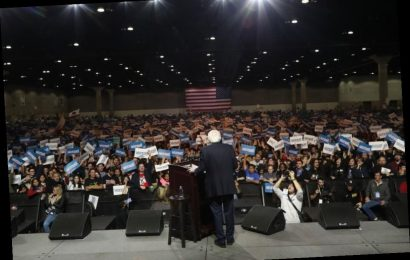 Bernie Sanders, Joe Biden Cancel Tuesday Night Rallies Over Concerns Of Spread Of Coronavirus