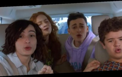 The Morning Watch: 'Stranger Things' Kids Do 'Carpool Karaoke', Big 'Star Wars' Retcons & More