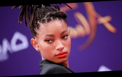 Willow Smith Is Going to Spend 24 Hours in a Box to Express Her Anxiety