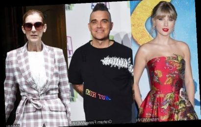 Taylor Swift and Robbie Williams Have Their Gigs Canceled, Celine Dion Reschedules Tour