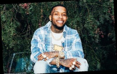 Watch: Tory Lanez Accused of Fleeing After Punching a Man